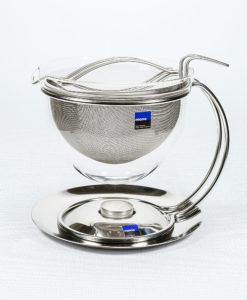 mono filio Teekanne mit integriertem Stövchen, 1,5 l