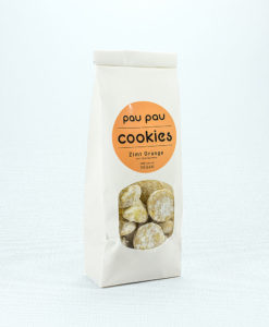 paupau Cookies Orange Zimt