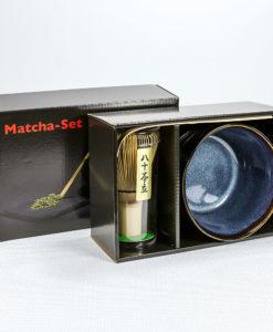 Matcha Set (Schale Blau)