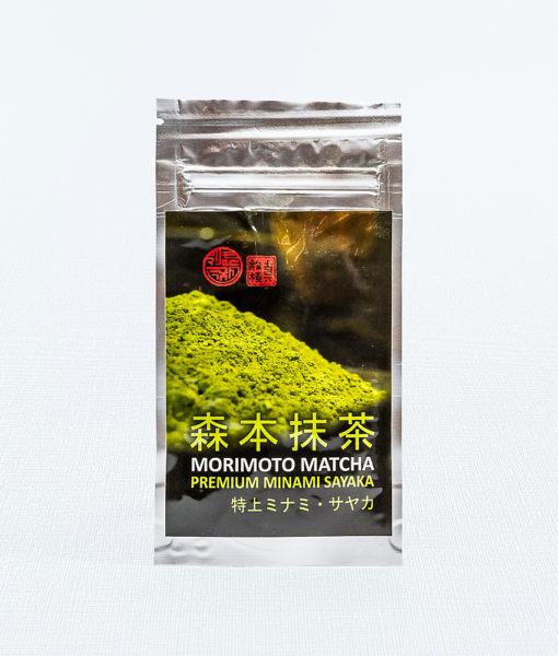 Morimoto Premium Matcha Bio 1