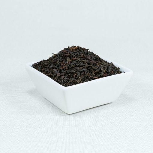 Schwarzer Tee Earl Grey Bio in weißer Schale