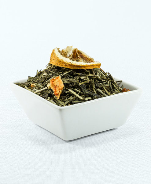 Sencha Orange Maracuja