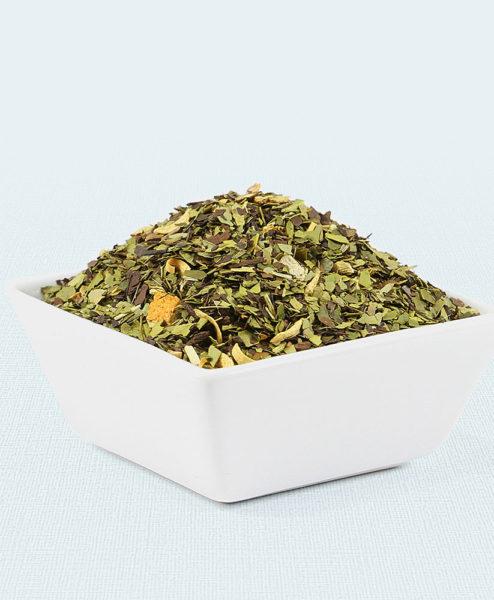 Mate Tee Orange