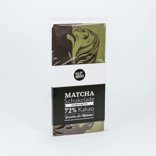 Matchaschokolade 100g