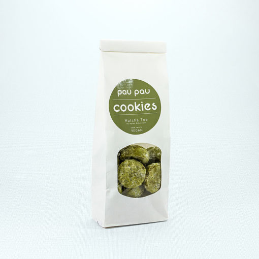 paupau Cookies Matcha