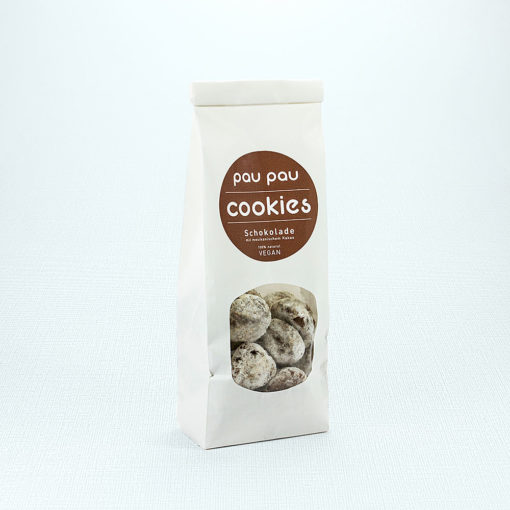 paupau Cookies Schoko
