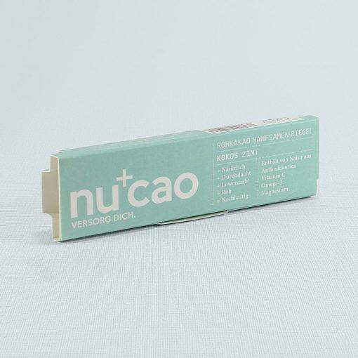 Nucao Kokos Zimt Bio
