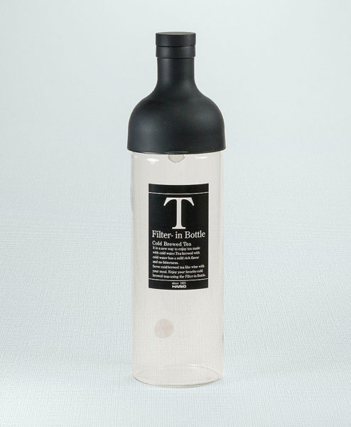 Cold Brew Flasche Schwarz