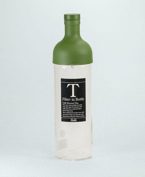 Cold Brew Flasche Grün