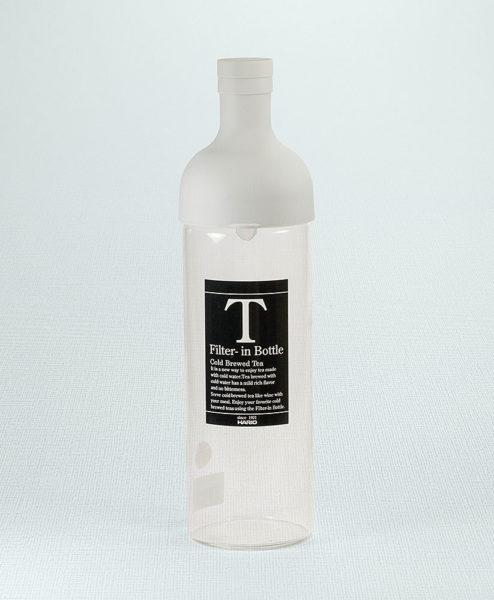 Cold Brew Flasche Weiß
