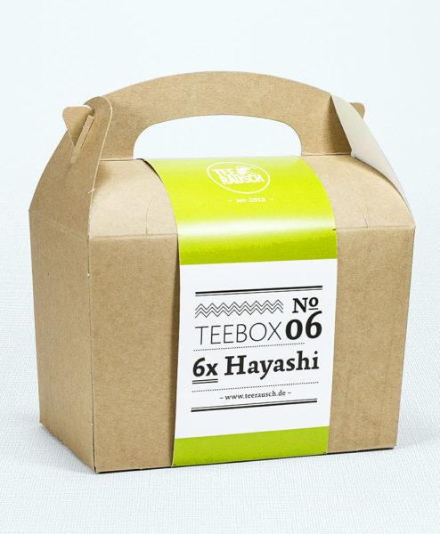 Teebox 6 - Hayashi
