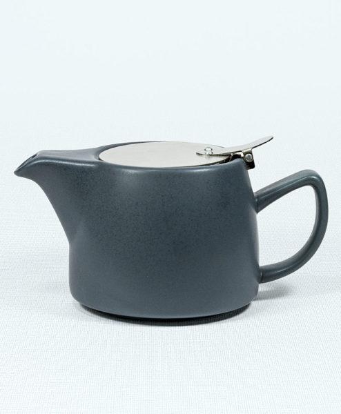 Moderne Teekanne mit Filter - Rock