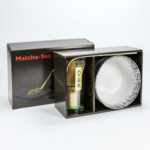 Matcha Set (Schale Satoshi)
