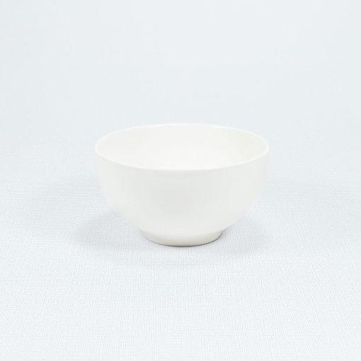 Teeschale Weiß