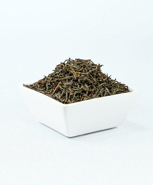 Schwarzer Tee Ruanda OP Rukeri Bio in weißer Schale