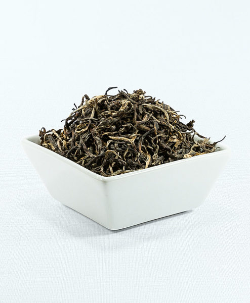 China Yellow Tea