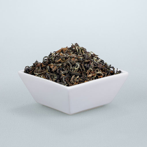 Schwarzer Tee Nepal Jun Chiyabari Bio in Schale
