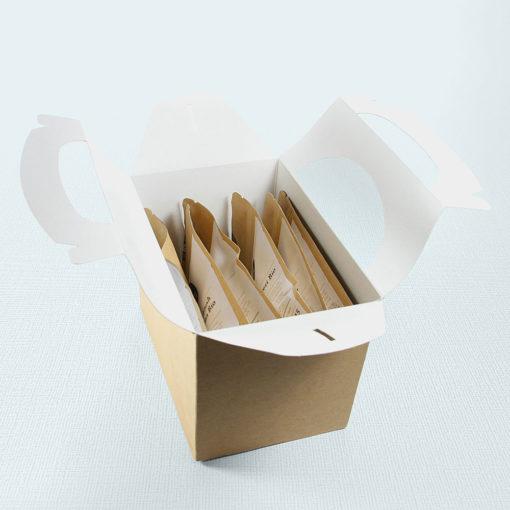Teebox 1 - Blattgold