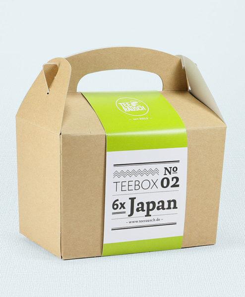 Teebox 2 - Japan