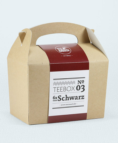 Teebox 3 - Schwarz