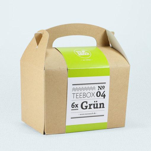 Teebox 4 - Grün
