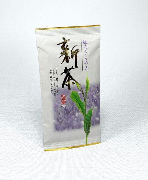 Shincha Oku Midori in Tüte
