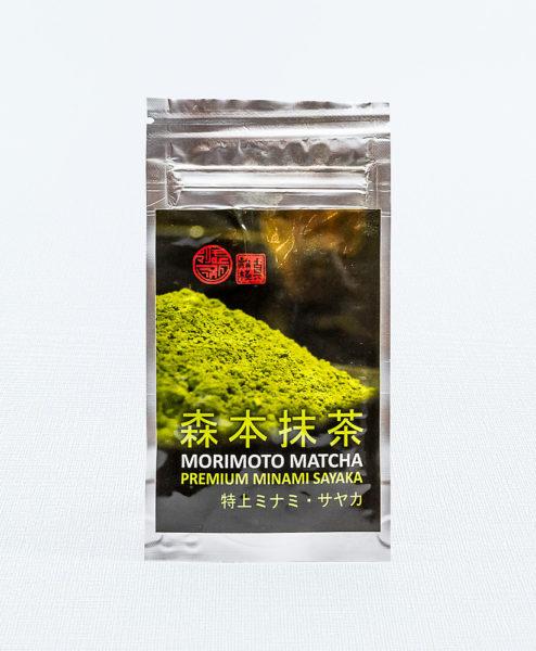Morimoto Premium Matcha Bio