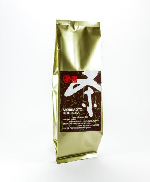 Grüner Tee Morimoto Houjicha Bio in Tüte