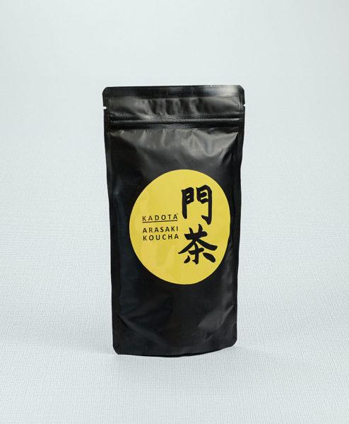 Tüte Schwarzer Tee aus Japan