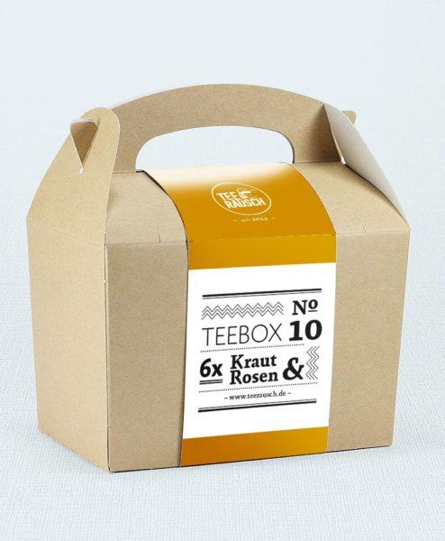 Teebox 10 Kraut & Rosen
