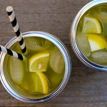 Matcha-Limonade 1