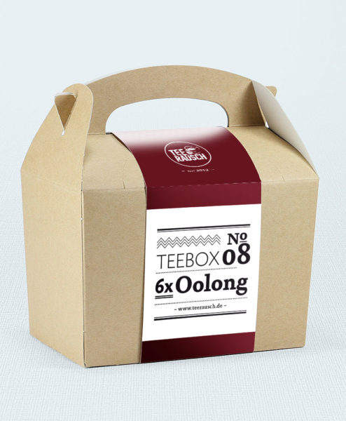 Oolong-Teebox