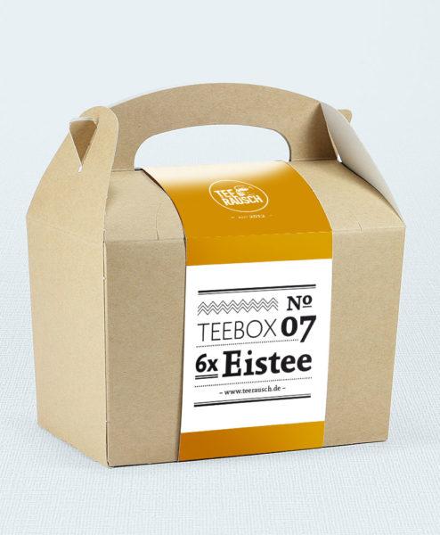 Teebox-Eistee