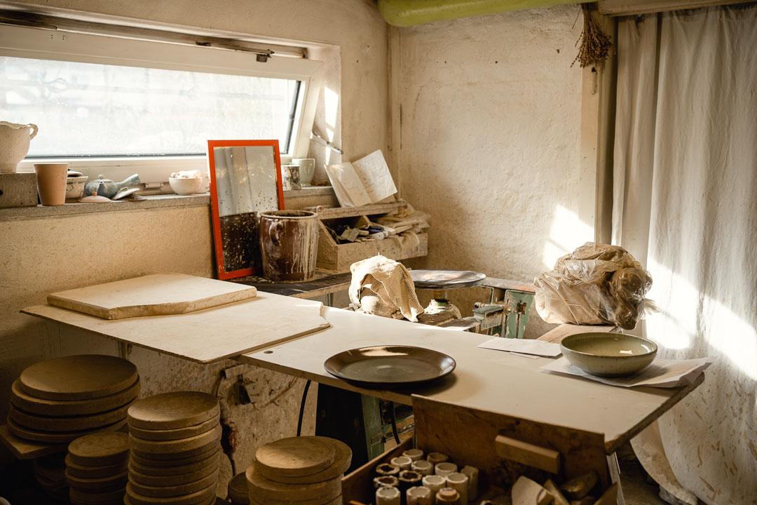 Atelier von Franziska M. Köllner Keramik