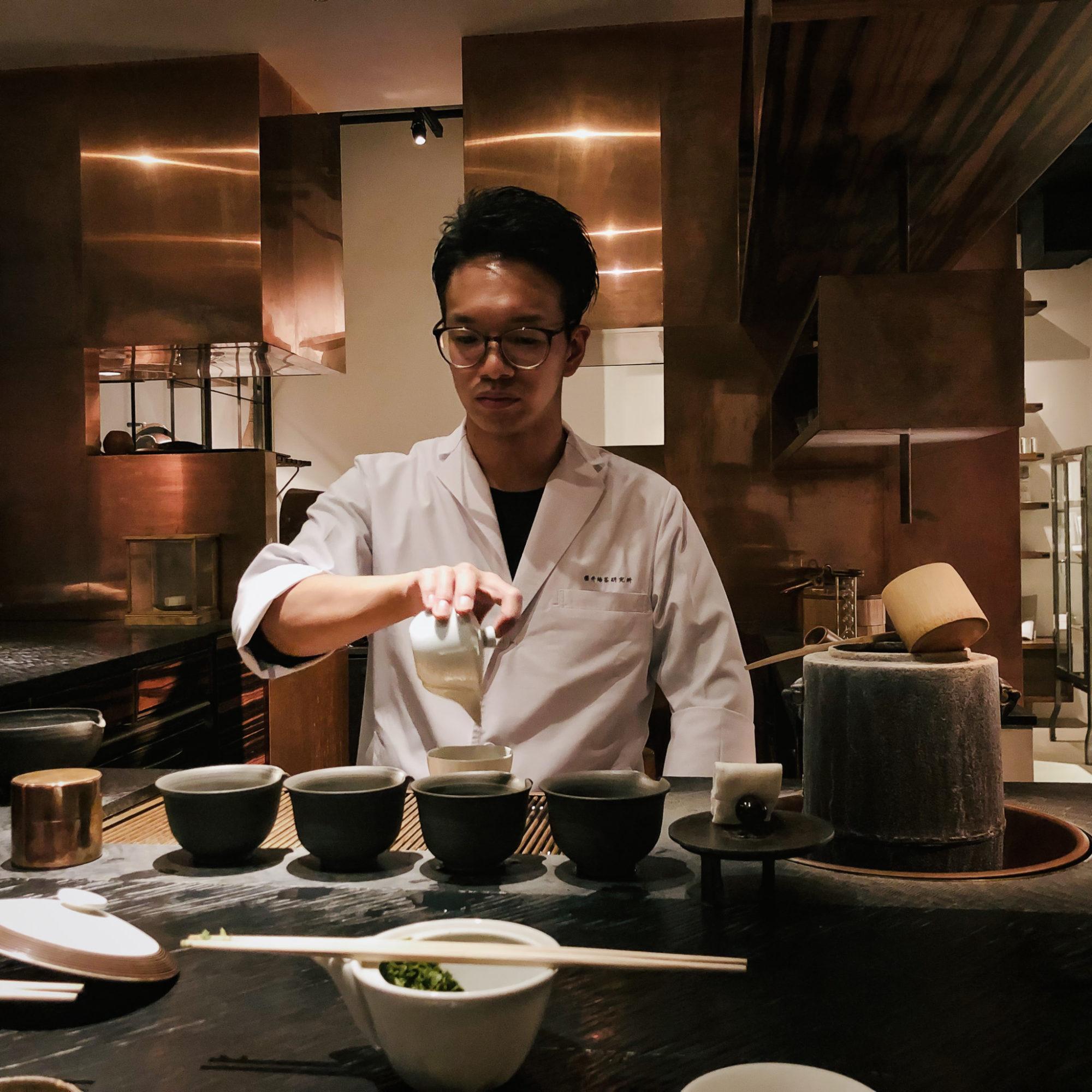 Japan Tokyo Teahaus Sakurai Tea experience
