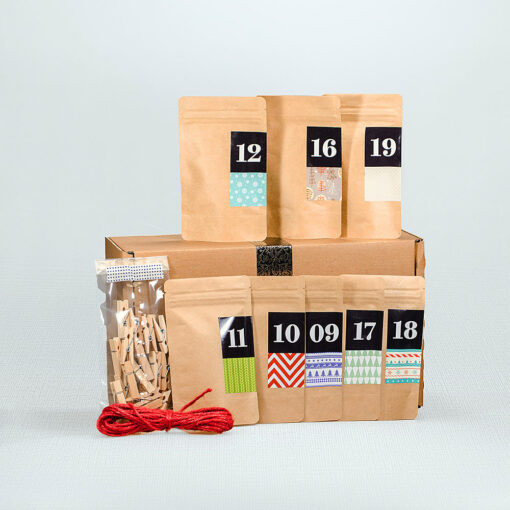 Inhalt Box Teeadventskalender